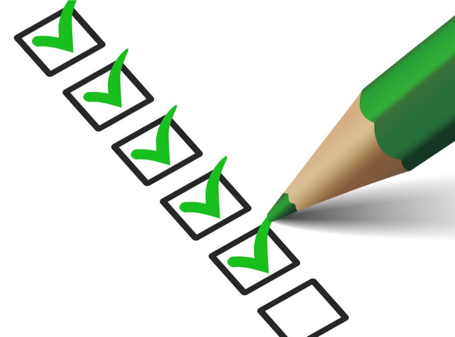 EHD Insurance Checklist